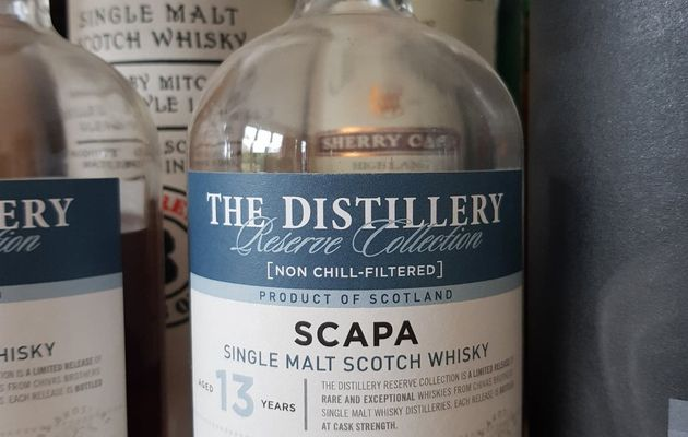 Scapa - The Distillery Reserve Collection