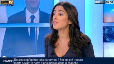 2013 01 17 - ANNA CABANA - BFM TV - PREMIERE EDITION 'POLITIQUE PREMIERE' @06H50