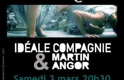 Performance Dance et Concert samedi 3 mars à la Briqueterie