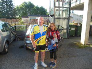 Les sorties de Cahors Cyclotourisme en Juin