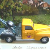 DODGE DEPANNEUSE 1940 1/43 AGE D'OR SOLIDO - car-collector.net