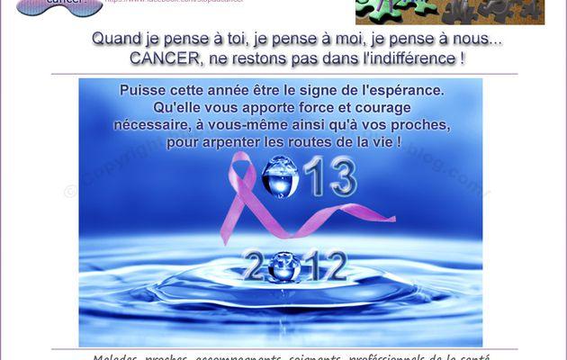 Que nous souhaiter pour 2013...?