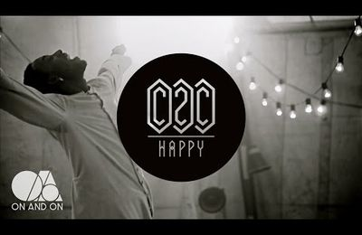 C2C - HAPPY FT. D.MARTIN VIDEO