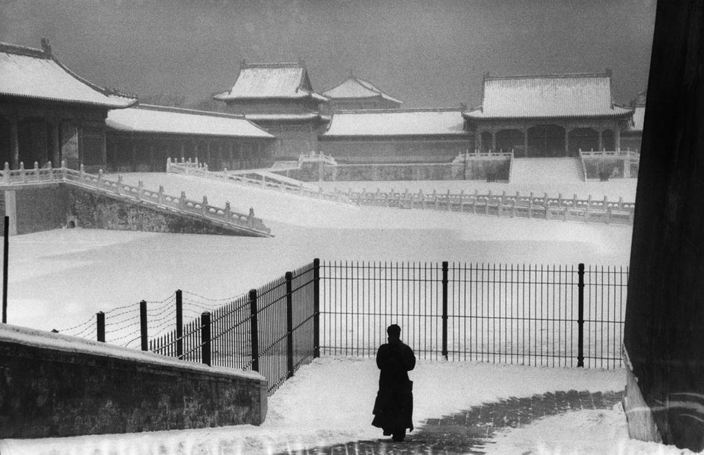 Chine(s) : photographies de Marc Riboud à la galerie Polka