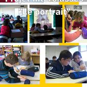 """Projet interclasses """"le portrait"""" - Le blog de ecolesainteanne47"""
