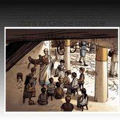 L'école dans la Grèce Antique proposé par Pauline et Eliot de 6èmeD