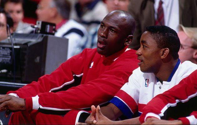 Un enregistrement audio prouve que Michael Jordan ne voulait pas d'Isiah Thomas dans le Dream Team