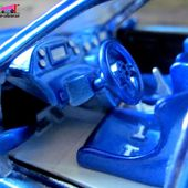 SUBARU IMPREZA WRX TUNING BURAGO 1/32 - car-collector