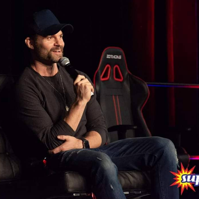 Daniel Gillies au comic con Supernova ( INTERVIEW)