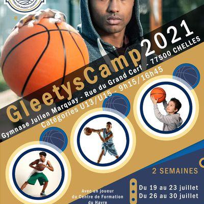 Stage U13/U15 GleetysCamp 2021