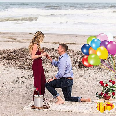 Best Way to Propose At Home on Valentine's Day