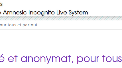 The Amnesic Incognito Live System