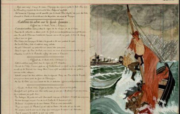 Centenaire 14-18 : Hommage aux marins pêcheurs morts pour la France