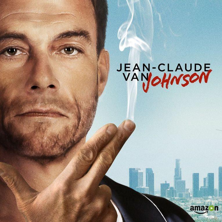 JCVD non, enfin si mais pas que! : JCVJ alias Jean-Claude Van Johnson!