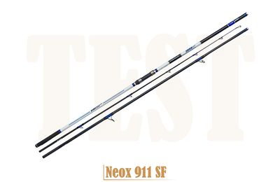 Test : Yuki Neox 911SF et 911SF Sensitive