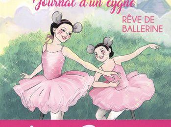 Anna Journal d'un cygne - Tome 6. Sandrine BEAU et Cati BAUR – 2020 (Dès 8 ans)