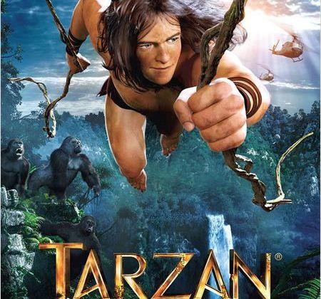 Critique Ciné : Tarzan, déforestation d'un mythe