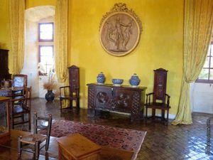 Le mobilier de la Sallestre