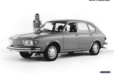 Volkswagen 412 de Rambouillet