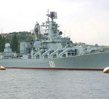Le Maréchal Ustinov transféré vers la flotte du Pacifique