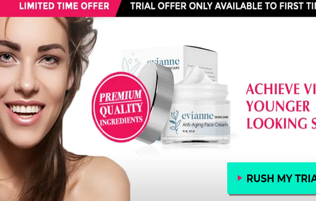 Evianne Cream: Plays Out Its Activity In Your Skin