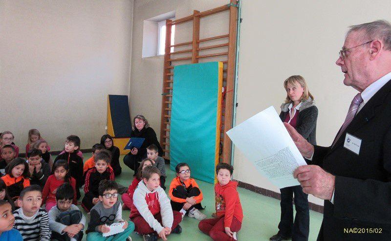 Des diplômes Solidarité Défense pour les écoliers de Neuf-Brisach