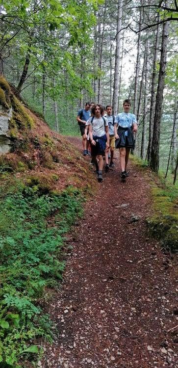Camp Ste-Énimie 2021 : Vendredi 30 juillet