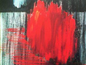 Rouge & Noir V, VI, XI, XVIII...encre...2007-2013