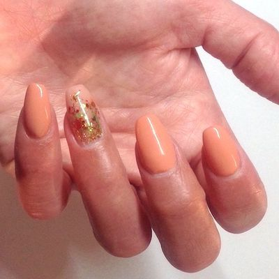 Ongles Paillettes