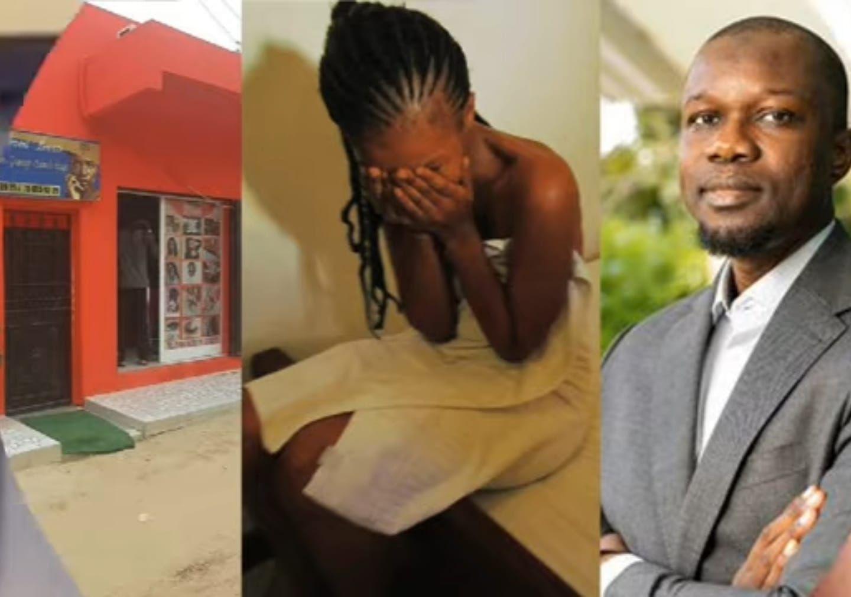 «Sénégal : l'opposant Ousmane SONKO et sa masseuse, une image de chevalier blanc sérieusement écornée» par Amadou Bal BA - http://baamadou.over-blog.fr/