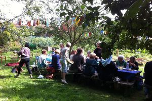 Choeur de Femmes au Jardin de Traverse 3008