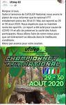 National VTT 2020  confirmé........sauf impondérable sanitaire !