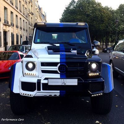 Brabus Hors Normes