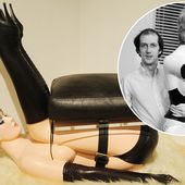 They cost £1,500 each to make... now pop artist's 'naked furniture' sculptures sell for record £2.6m