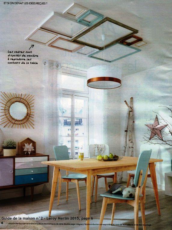 Cadre vide, la star de la décoration d'intérieur