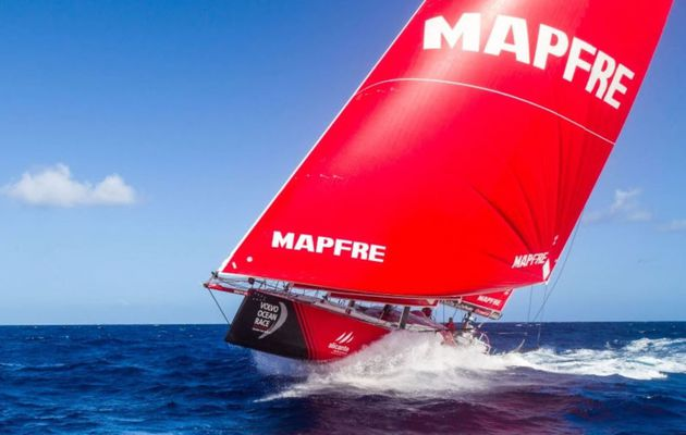 Volvo Ocean Race - Speeds are up with fleet targeting a Friday finish