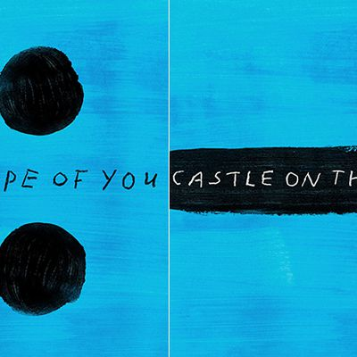 Ed Sheeran - Shape of You & Castle On the Hill