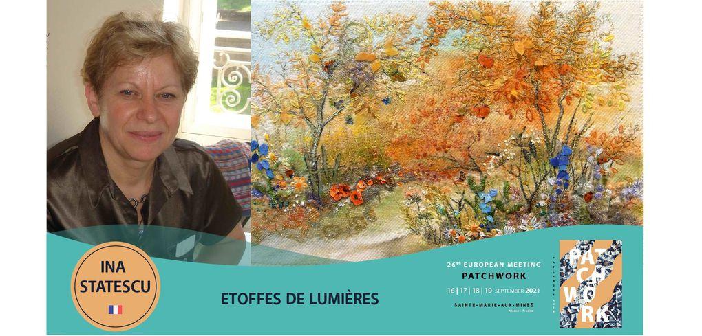 Patchwork à Sainte-Marie-aux-Mines 2021