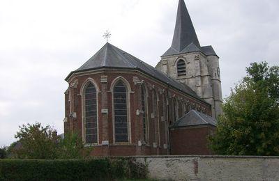 NOUVION-EN-PONTIEU: son église