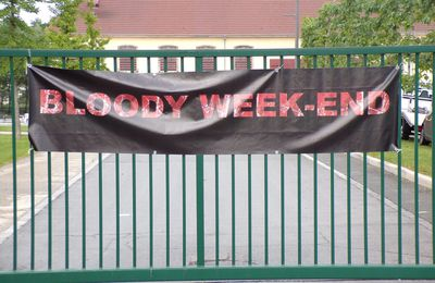 Bloody Week-end 2016, reportage France 3
