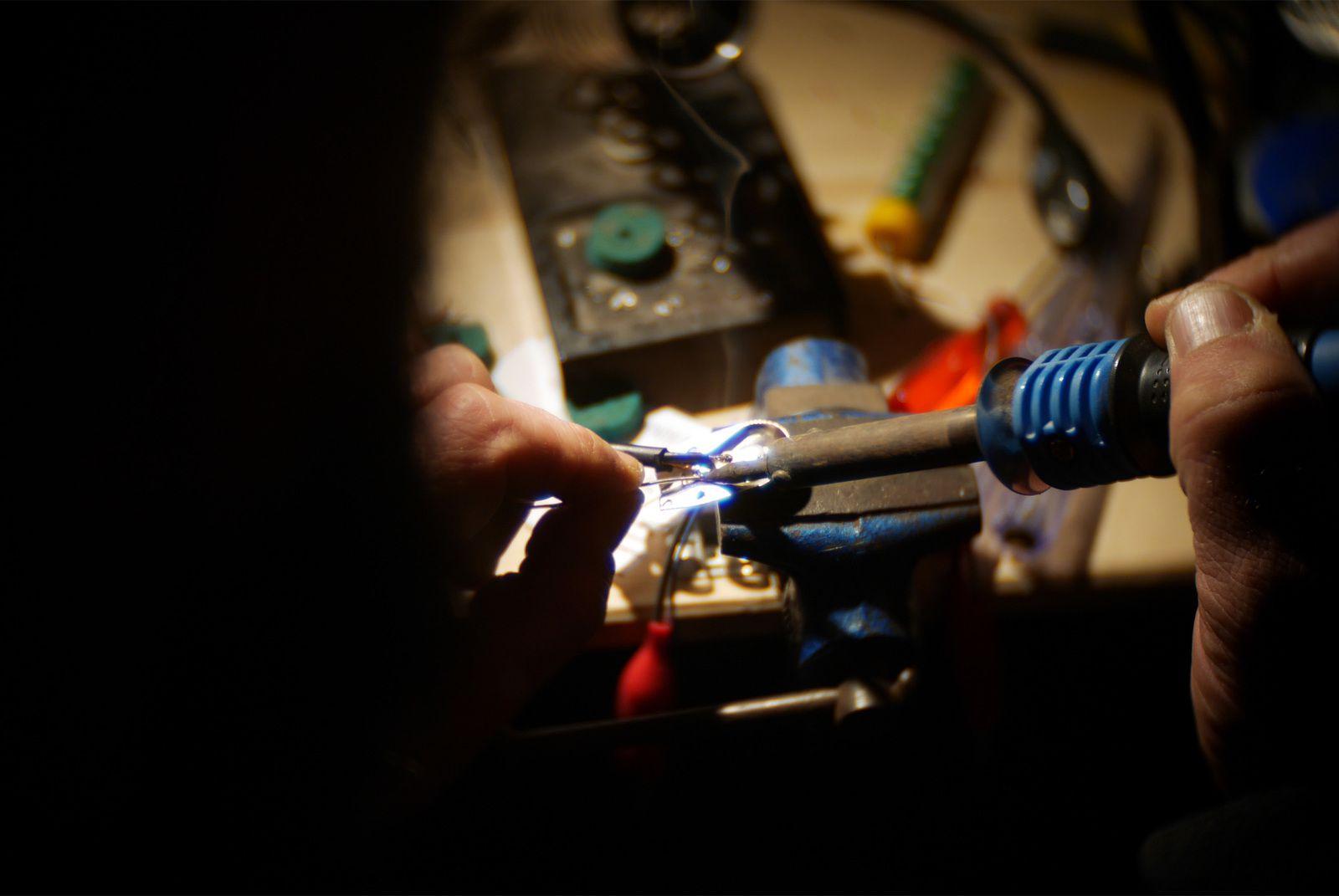 OLD KRAFTSMAN - Lap steel en réparation