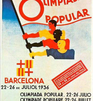 Barcelone 1936 : Les Olympiades oubliées...
