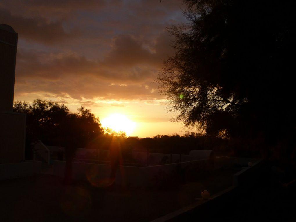 dimanche matin ...le soleil se lève !