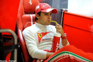 Officiel : Felipe Massa quitte Ferrari