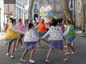 CÉRET, carnaval 2016 (un bon cru)