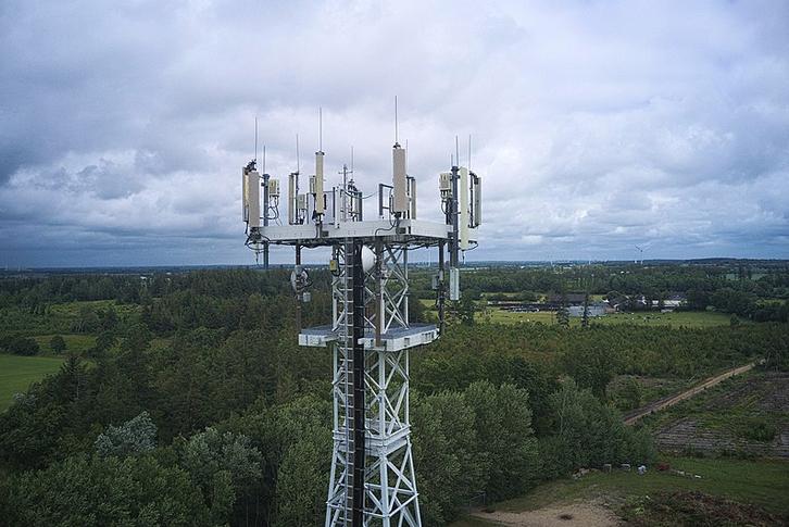 Le sujet de la 5G sera abordé au prochain conseil communautaire. © Wikimedia Commons