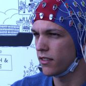 Brain-controlled drone shown off by Tekever in Lisbon - BBC News
