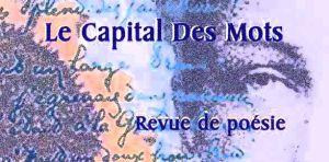 ARRÊT DE LA REVUE EN LIGNE LE CAPITAL DES MOTS  ( 2007-2020 )