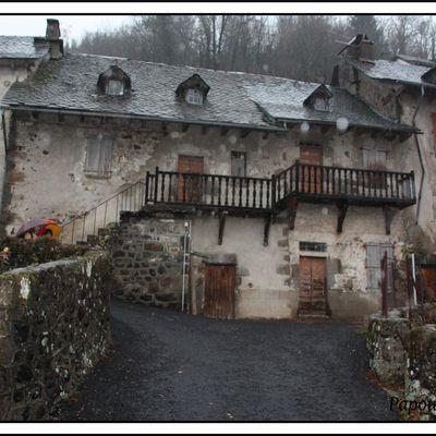 Les villages du Cantal:Thiezac