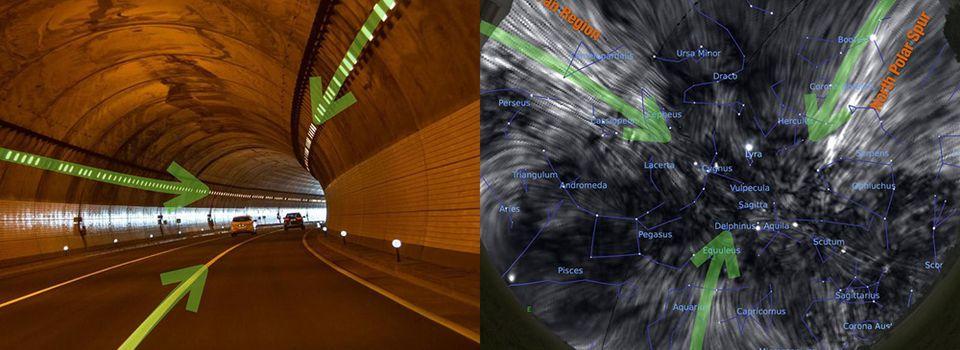 """Un """"tunnel magnétique"""" entourerait notre système solaire"""